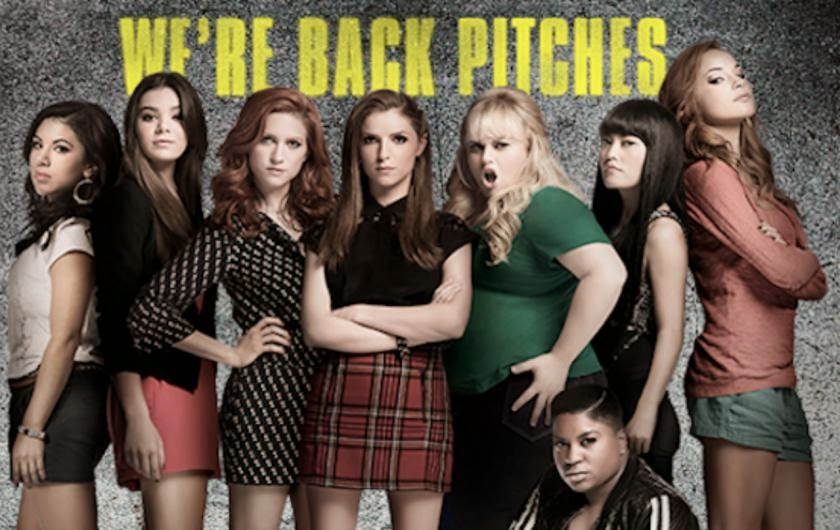 Pitch perfect movie review essay