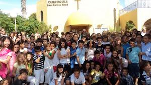 El Santoral y el Evangelio dominical!!