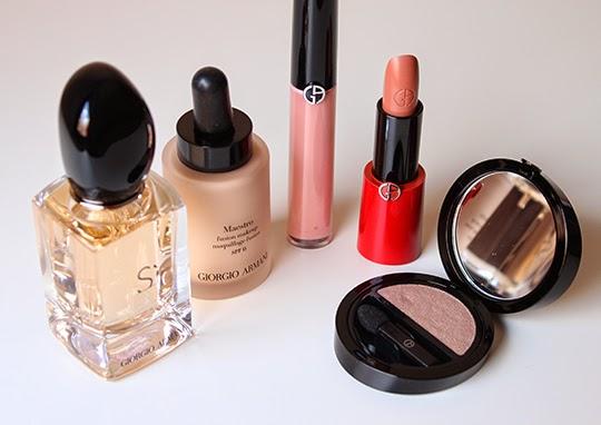 Armani: maquillaje para novias