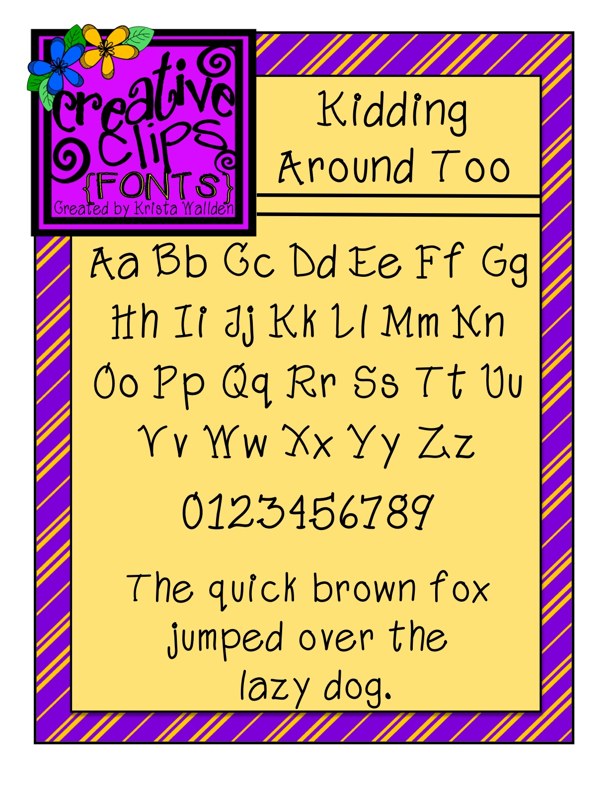 Free Fonts & Dollar Fonts