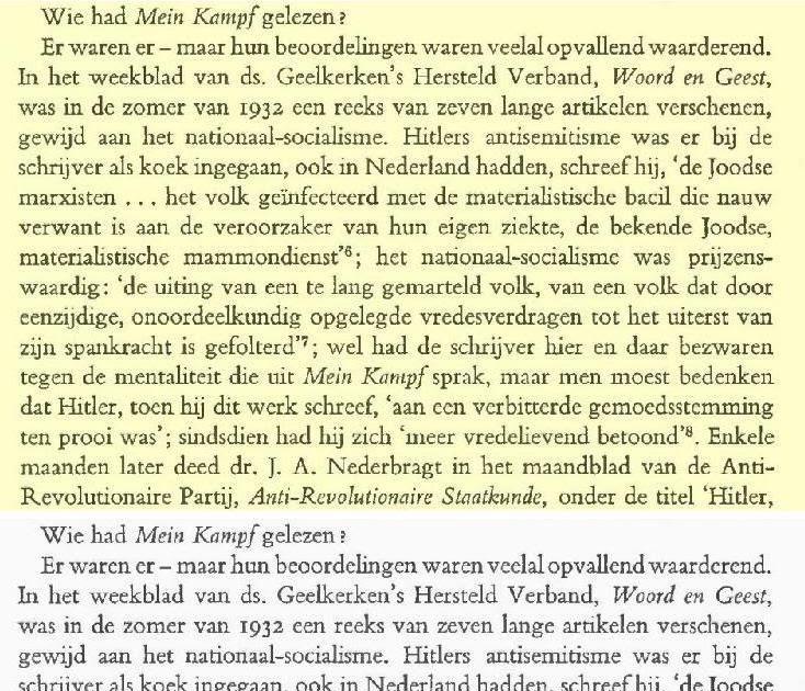 Citaten Uit Mein Kampf : Ingmar bladert en schrijft zwart wit geel het