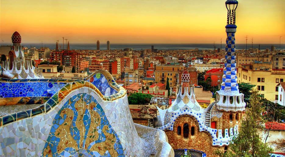 Barcelona Tourism – Barcelona Spain Tourist Map