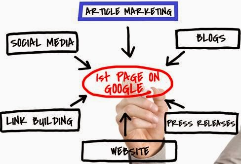 article marketing seo tips