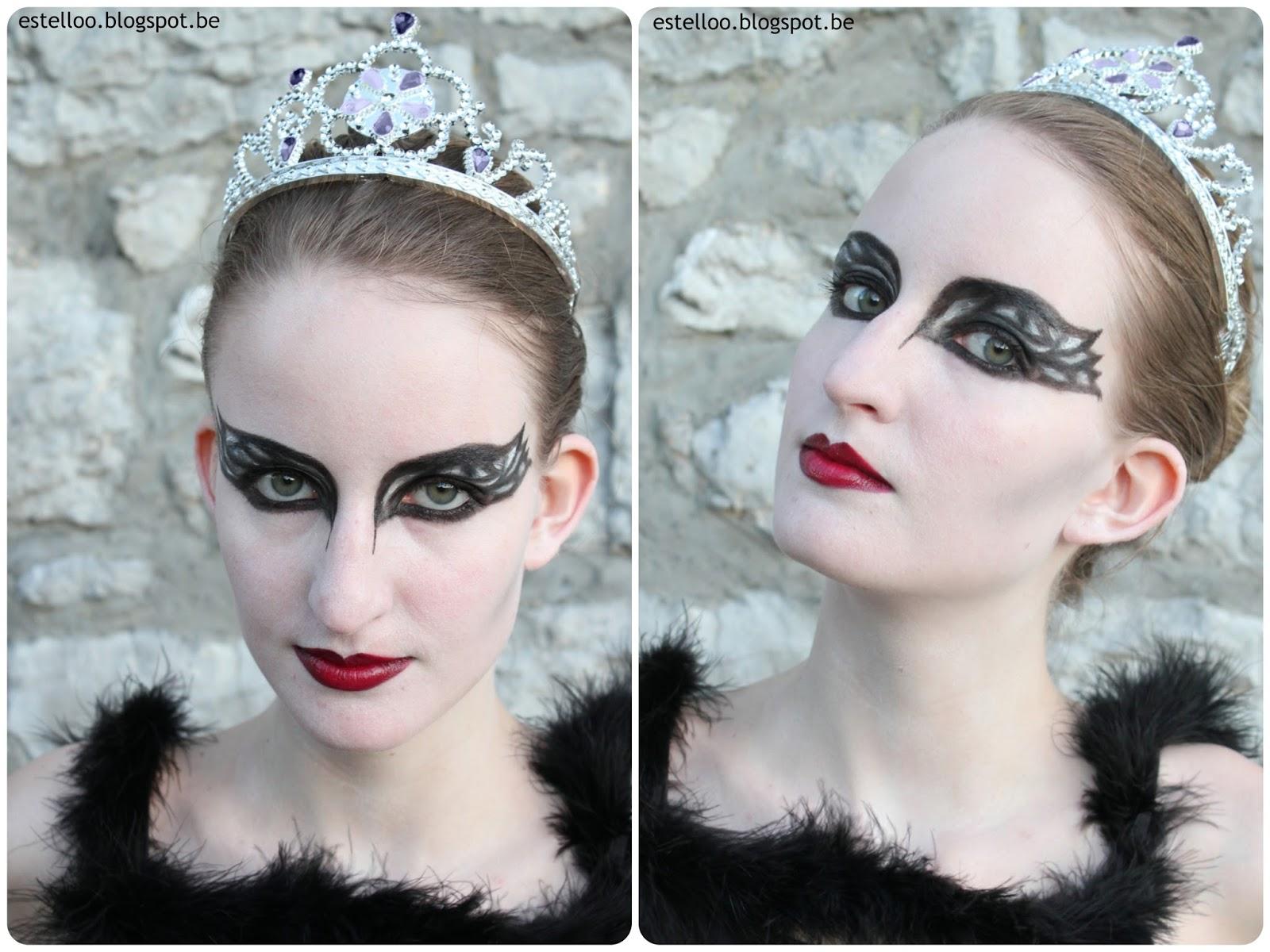 RDV Beauté Halloween  je me transforme en Black Swan