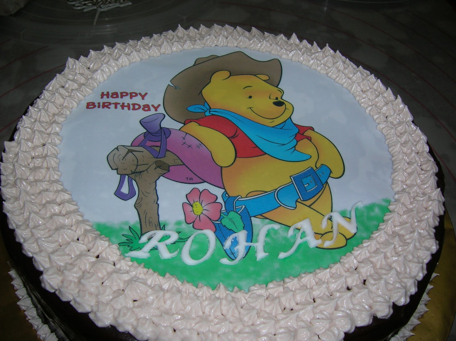 Cake Images With Name Rohan : Happy Birthday Rohan Cake Ideas and Designs