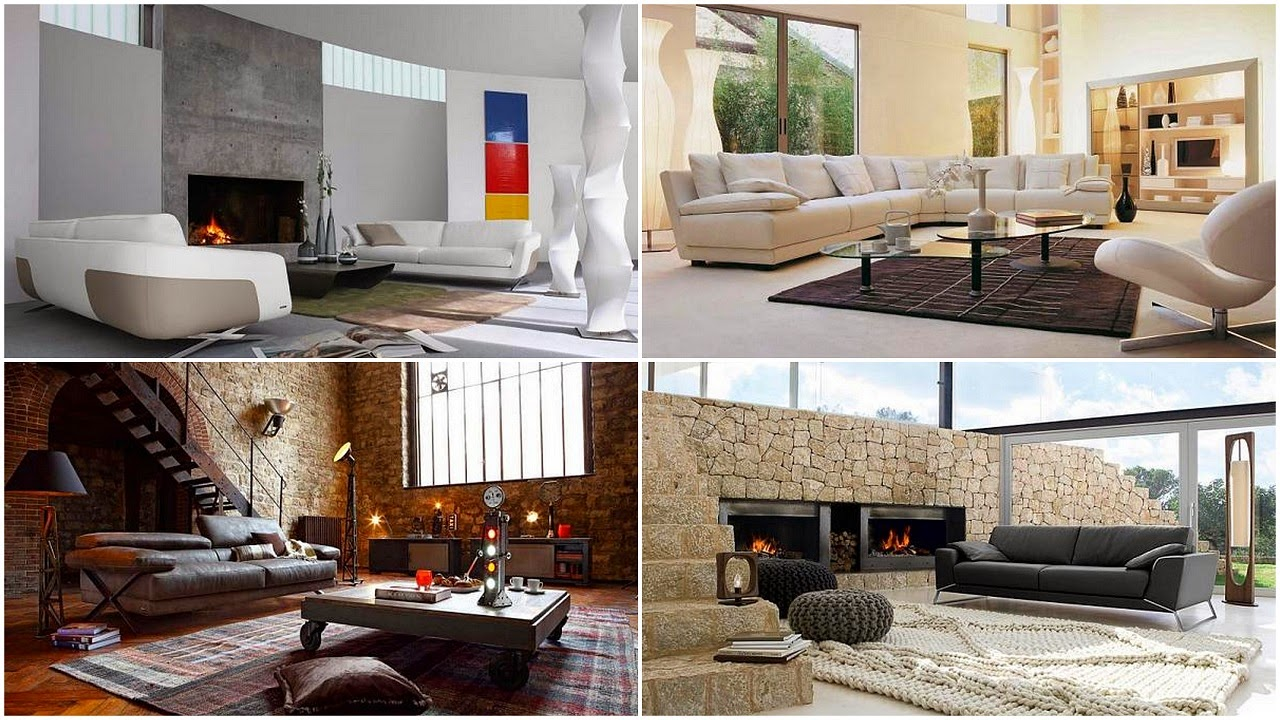 beautiful living rooms decors, classy designs