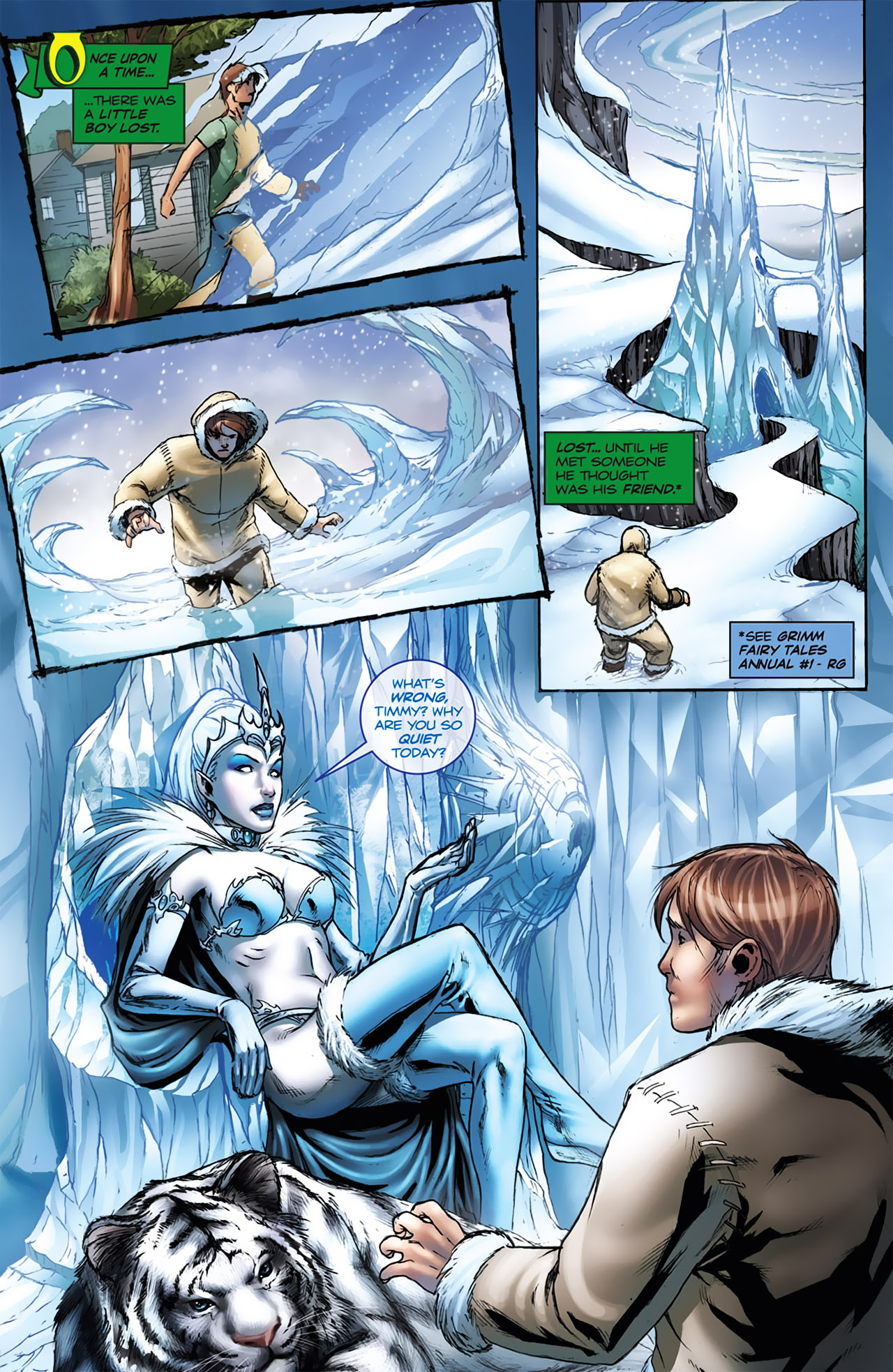 Grimm Fairy Tales (2005) Issue #22 #25 - English 11