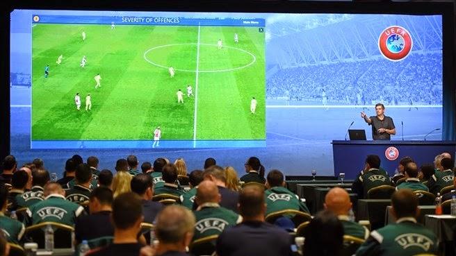 Pravila fudbalske igre i sudjenje
