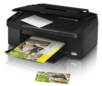 Драйвера на принтер эпсон тх210
