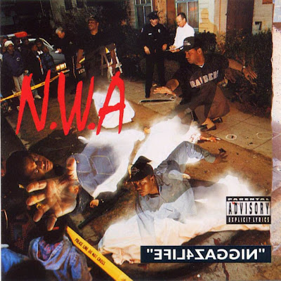 seconf nwa album - Niggaz4Life - west coast hip hop
