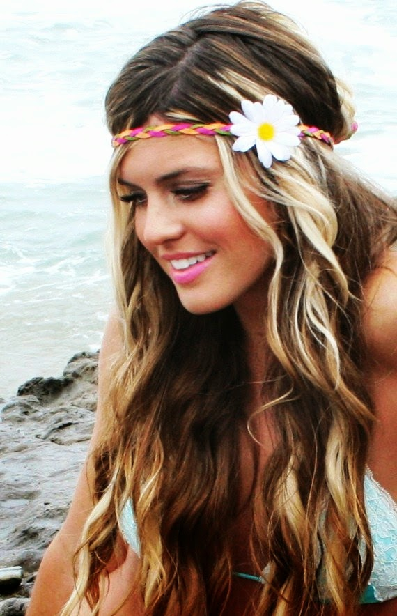 Más de 1000 ideas sobre Peinados Hippie en Pinterest Cabello De  - Peinados Hippies Para Mujer