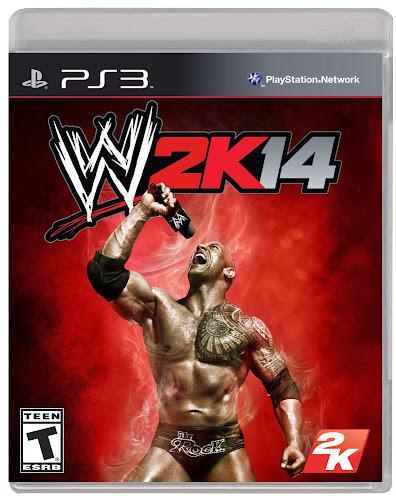 WWE 2k14 PS3 Español