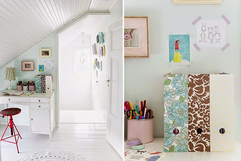 Decoraci n f cil dormitorio infantil vintage casita de for Cama munecas ikea
