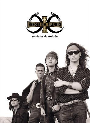 Discografia Héroes del Silencio 1988-2008 Mp3 128 Kbps