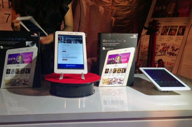 Harga dan Keunggulan Tablet SpeedUp Pad 7s