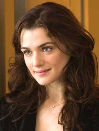 Rachel Weisz. 10 sample films: The Mummy Constantine The Constant Gardener