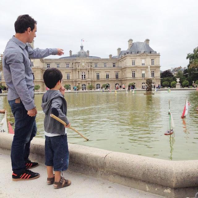 blog maman enfant instit école paris jardin du luxembourg