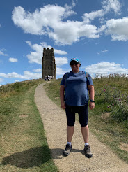 Angleterre (Tor à Glastonbury) Juillet 2019