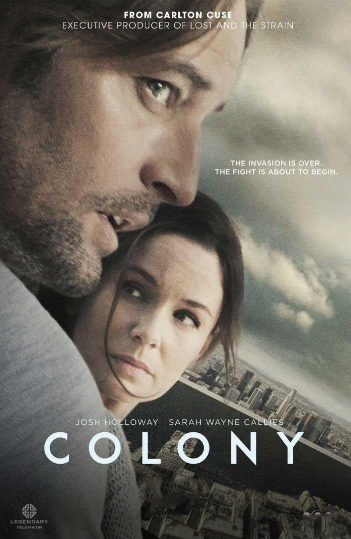 Colony 1ª Temporada Torrent - WEB-DL 720p/1080p Dual Áudio