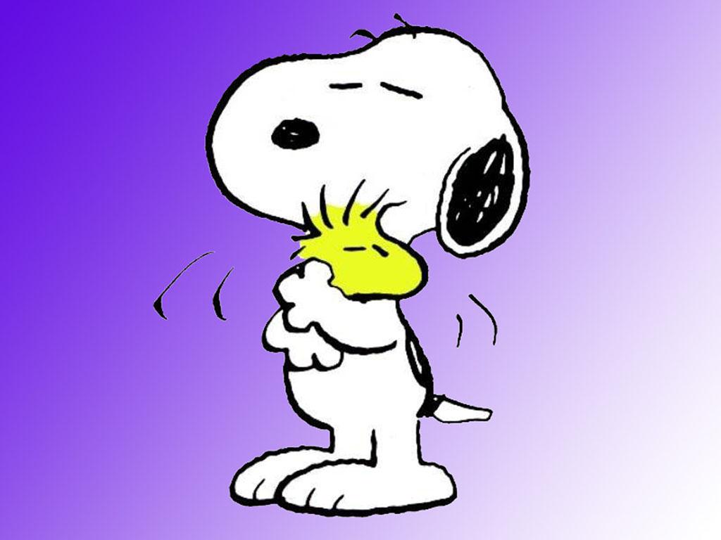 Fondo de Snoopy and Charlie en Fondos y Pantallas