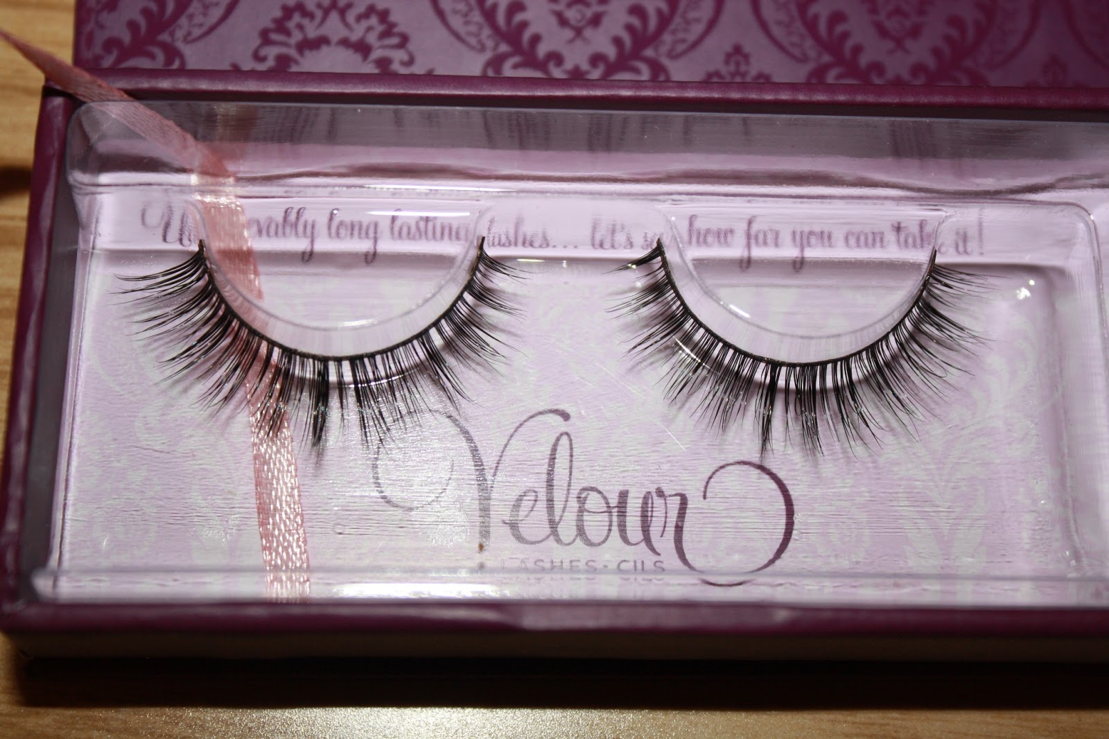 Beauty And Fashion Trends Velour Lashes