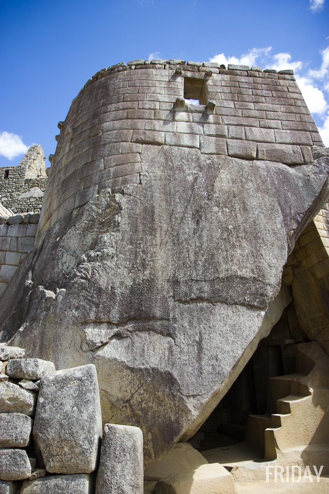 Machu Picchu- Incan Engineering