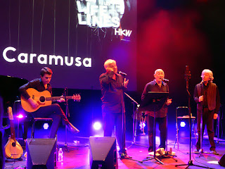 Caramusa, Lifelines Roedelius / photo S. Mazars