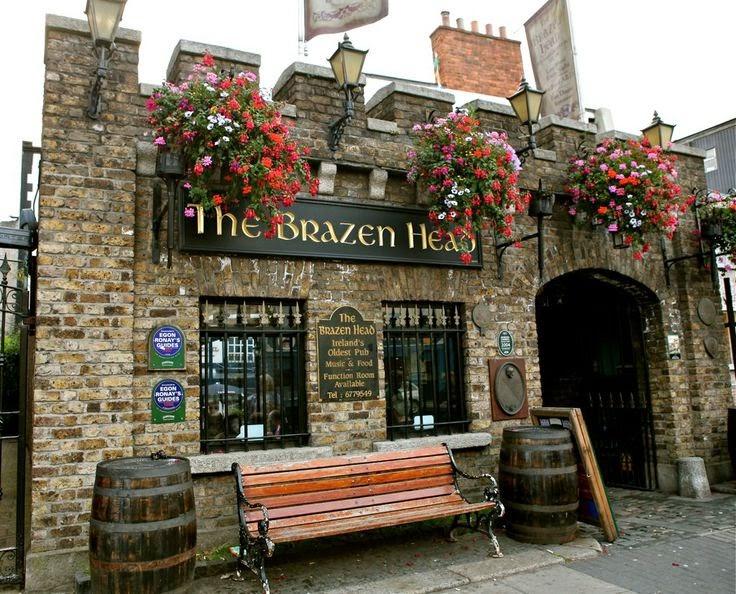 Brazen Head Dublin, Ireland
