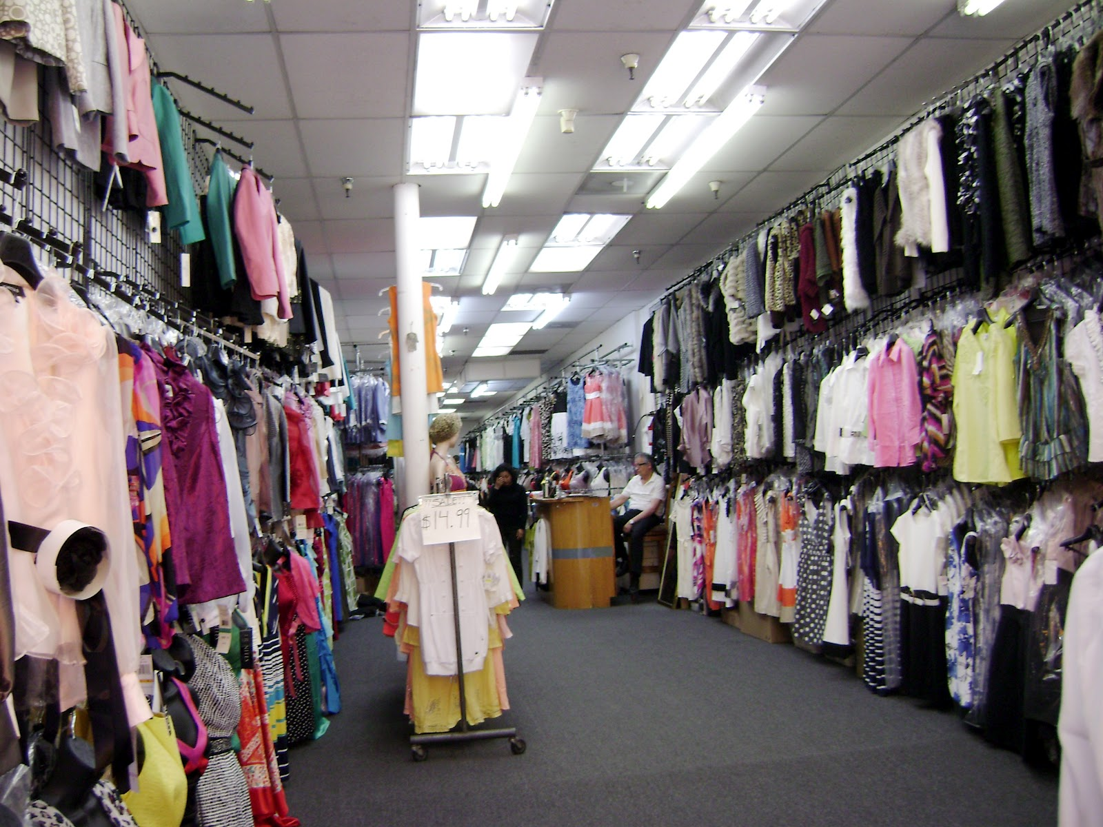Wholesale Clothing In La