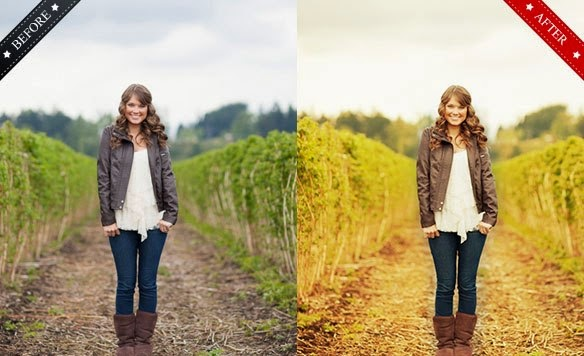 Cara Edit Foto Photoshop Lebih Tajam dan Keren [Pemula]