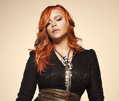 American Black Beauty Faith Evans Wallpaper