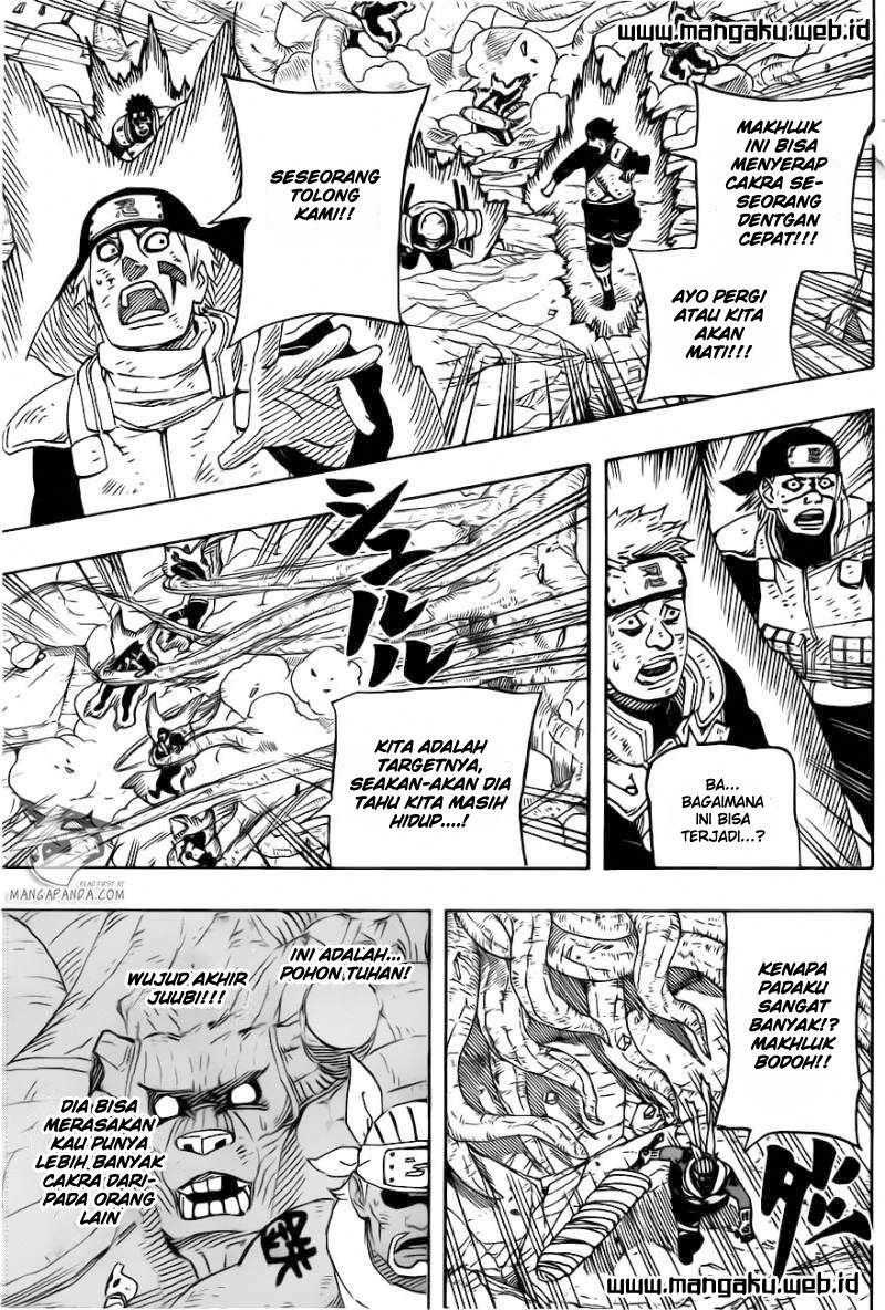 Komik Naruto 646 Bahasa Indonesia halaman 4