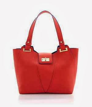 Antonio Melani  Tote Red