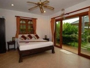 Idyllic Villas, Koh Samui, Bed room