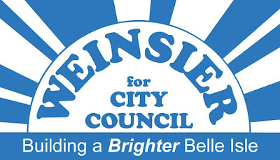 Weinsier for City Council
