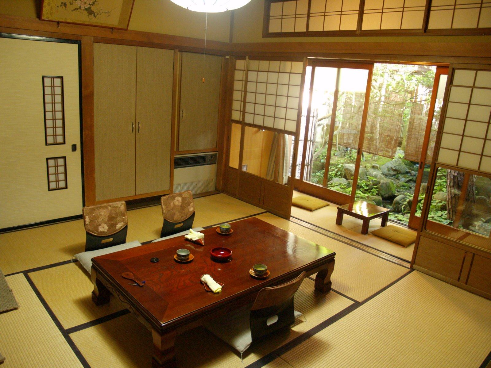 Apuntes de viajes la casa japonesa el encanto de la for Imagenes de futones