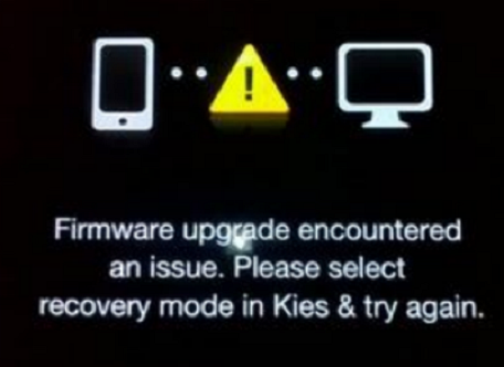 Cara Atasi Error Firmware Upgrade Encountered An Issue