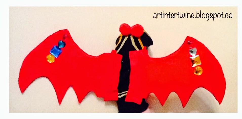 Art Intertwine - Dragon Sock Puppets