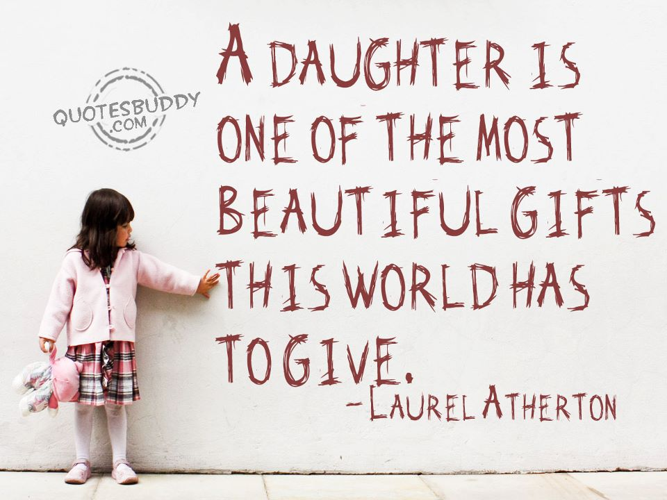 Words For Wednesday Daughters