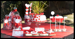 Mesa Dulce San Valentín