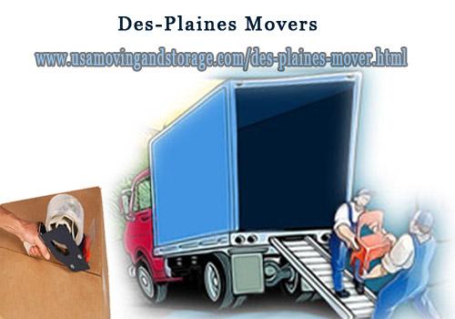 Des plaines movers