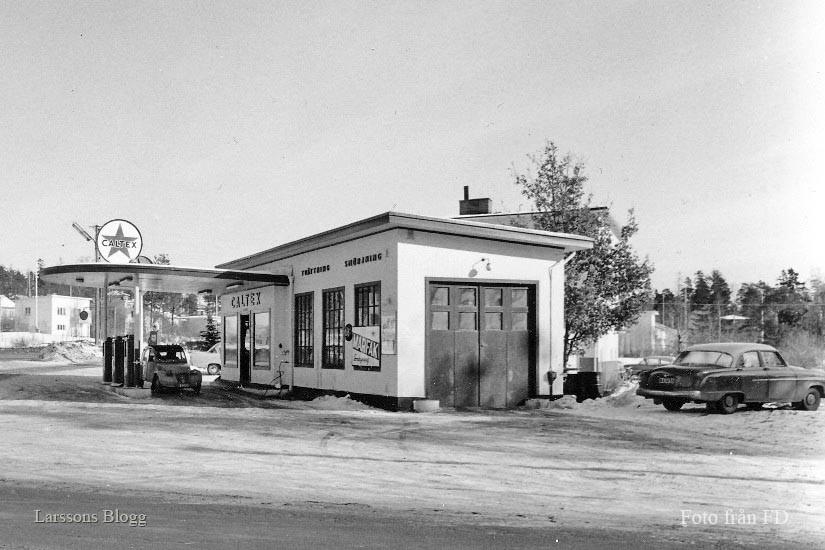 bensinstationer i sverige