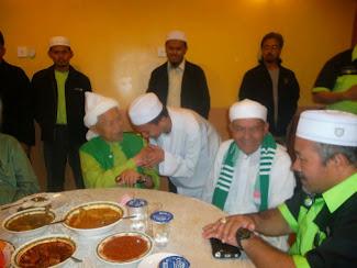 Bersama kempimpinan Ulama