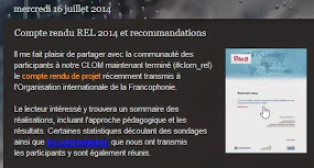 Rapport REL 2014