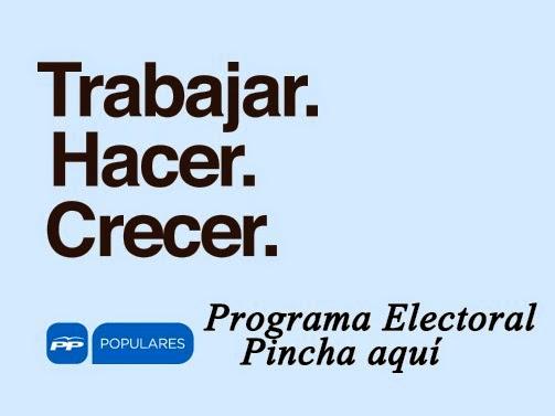 PROGRAMA ELECTORAL. Pincha en la imagen