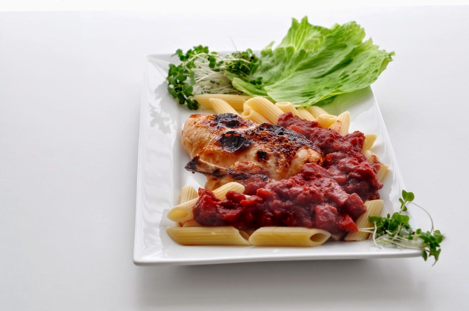Honey Crisp Supreme of Chicken ~ Simple Food