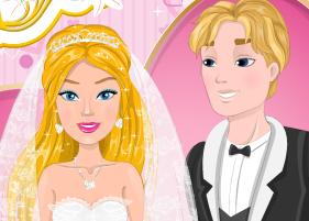 Barbie Düğün Hazırlığı