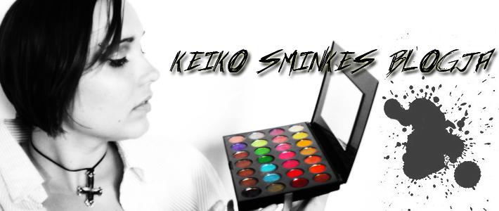 Keiko sminkes blogja