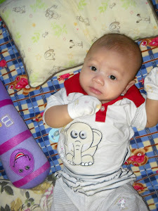 Faqeef Arrayyan 4 bulan