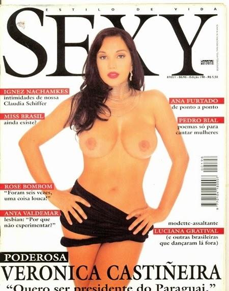 Veronica Castineira - Sexy 1996